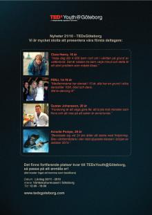 TEDxYouth@Göteborg 101025