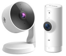 D-Link lanserar nya kameror i mydlink familjen.