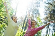 Grönt miljonprojekt i Luleå: BeChange - koldioxidbanta med klimatterapi