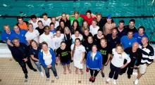Välkommen till en mediadag med Svenska EM-truppen i simning!
