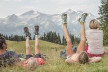 Neue Studie zeigt: Wandern hilft gegen Stress