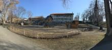 Nya generationslekplatsen i Lindesberg invigs på LindeDagen