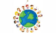 Var med när skolelever gör FN-konsert i projektet Libravoice!