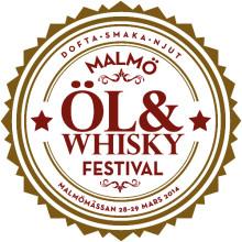 Arvid Nordquist Vinhandel och Fuller's ställer ut på Malmö Öl & Whisky Festival