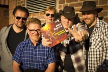 """Svenska """"Creedence Tribute"""" hyllar sina idoler med en ny-inspelning av låten """"Comin' Down The Road"""" och på Sverigeturné!"""