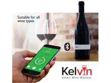 Unlock the full flavour with Smart Wine Monitor