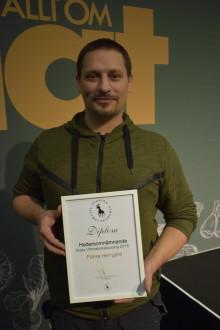 Färna Herrgård till final i Årets Viltkock 2019