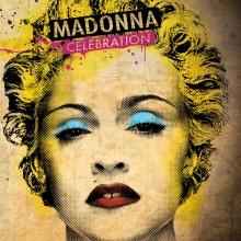 """Madonna är tillbaka med ny singel """"Celebration""""."""