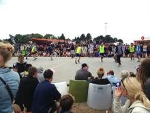 Street basket på Roskilde Festival