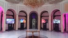 Hermanos Torres y Sony comparten imaginación y tecnología  en el Palacio de Pedralbes
