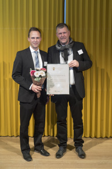 ​Volvo Car Customer Service belönas med Quality Innovation of the Year 2015