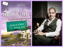 """Jöns Hellsing släpper sin andra bok i Hope Island-trilogin -  """"Halvvägs till himlen"""""""