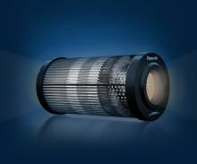 Högre filtreringseffekt och längre livslängd med nya filter från Rexroth