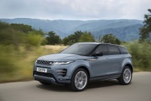 Ny lyx SUV för både stad och äventyr