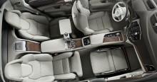 Volvo Cars tar lyxig inredning till en ny nivå och presenterar Lounge Console i Shanghai