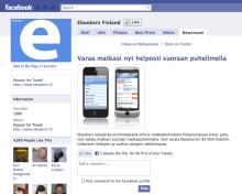 Lehdistöhuone Facebookissa, ei vain toimittajille