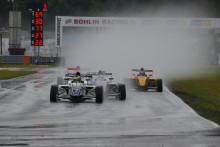 Hugo Nerman tillbaka överst på pallen i Formula STCC Nordic