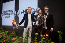 Stordalen hedras med internationellt designpris