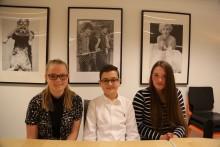 Elever från Erlaskolan Östra till final i uppfinnartävlingen Finn Upp