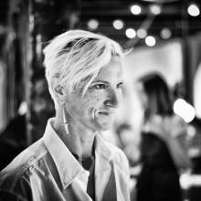 Designer Helle Robertson klär om Folktandvården Skåne
