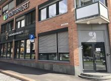 Inviterer til åpning av Gründerhuset