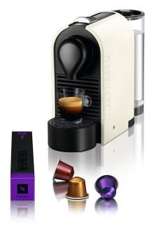 U - Den nye kaffemaskinen fra Nespresso