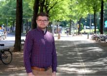 GU Ventures presenterar sin nye redovisningsekonom Sebastian Jonczyk!