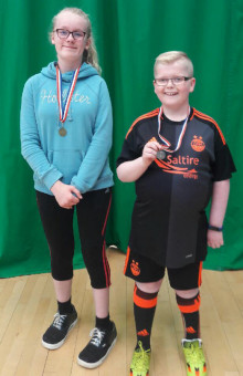 Boccia one-two for Moray youngsters