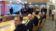 Vallentuna, Swedavia AB och övriga kommuner i Arlandaregionen fördjupar samarbetet