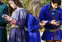 #DigiGiella17  - Kan digital teknik leda till en samisk språkrevolution?