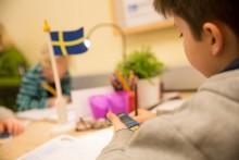 Framgångsrikt arbete med nyanlända elever på Vittras skolor