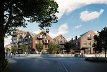 Liljewall vinnare av arkitekttävlingen för Hydrotomten i Sölvesborg