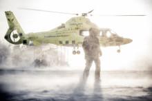 Svenska helikopterpiloter lanserar designvarumärke