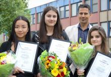Positiva förebilder i Hjällbo fick stipendium