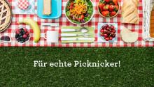 Der KLARSTEIN Halford Picknick-Rucksack läutet den Frühling ein
