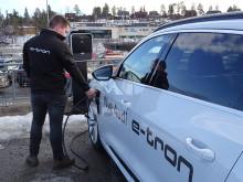 Harald A. Møller velger leverandør av smart elbil-lading