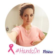 Käsi rinnalle – tule mukaan taisteluun rintasyöpää vastaan!
