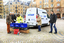 Farligt Avfall-bilen kommer till Svedala kommun 25 april och Lomma 2 maj