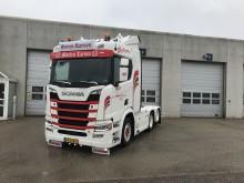 Ny V8'er til vognmand fra Ejby
