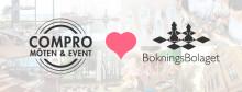 Comprogruppen förvärvar BokningsBolaget - en av Sveriges mest erfarna mötesarrangörer