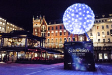 Counting down on Norrmalmstorg  to the Eurovision Song Contest 2016
