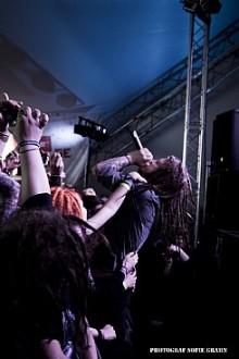 Oetablerade band får chans till spelning på Sweden Rock Festival 2011