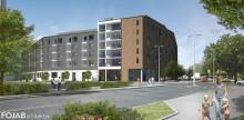 Wästbygg bygger 128 studentlägenheter i Lund