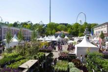 Västsveriges största trädgårdsmarknad bjuder på trender, pris och inspiration i maj
