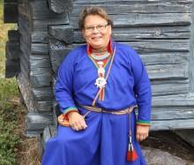 Fia Kaddik, 2017 års Aasa Kitok stipendiat
