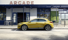 Ny KIA XCeed crossover tilbyder et stilfuldt og udtryksfuldt alternativ til traditionelle SUV'er