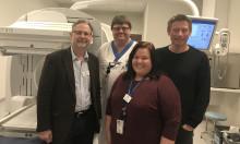 Akademiska störst i Norden på intern strålbehandling mot neuroendokrina tumörer