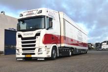Europas første 6-cylindrede Scania 540 leveret i Danmark