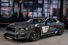 Divize Ford Performance představila na SEMA 2016 nový závodní Mustang GT4