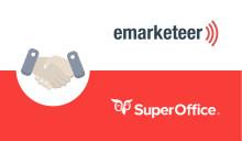 SuperOffice och eMarkeeter intensifierar sitt samarbete